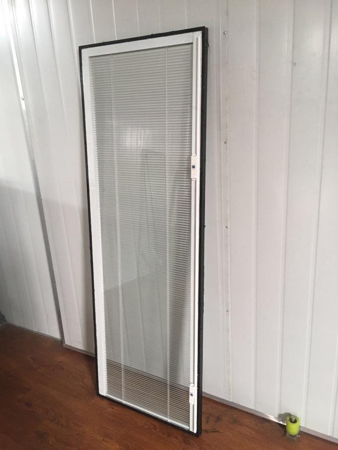 "22""*64"" Inch Blinds Inside Glass Safety Tempered Glass Energy Saving"