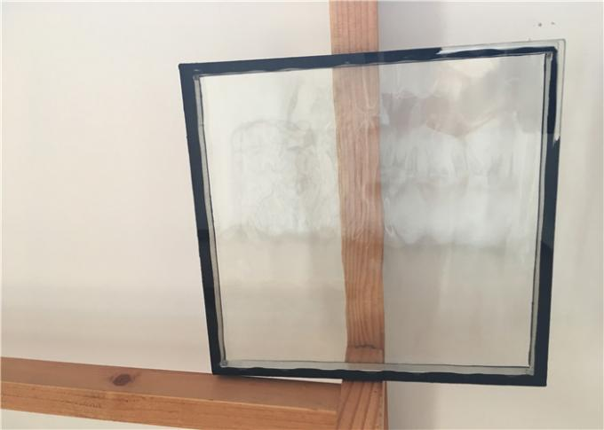 Low E Insulated Thermal Pane Glass , Noise Proof Double Pane Insulated Glass