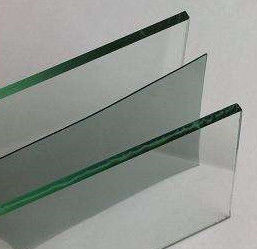 China Tempered Laminated Safety Glass With Film Fine Polished Edge Custom Size supplier