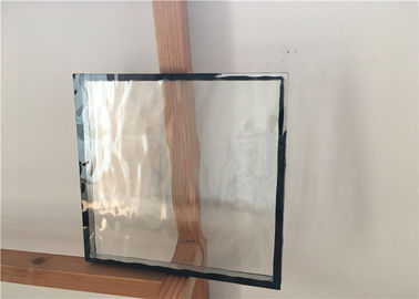 China Low E Insulated Thermal Pane Glass , Noise Proof Double Pane Insulated Glass supplier