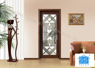 "China colorful window glass  22""*36 ""  Oxygenation resistance, brass, Modern style, unique Heat resistant supplier"