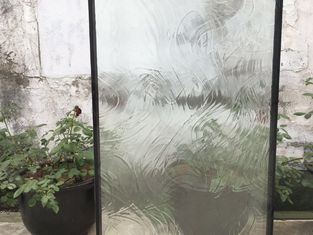 China Building Insulated Glass Panels , Tempered Beveled Edge Glass 3.2 / 5 / 6 / 8 / 10 / 12 Mm Thickness supplier