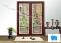 China Fire Rated Door Glass Panels , Residential House Translucent Glass Panels company