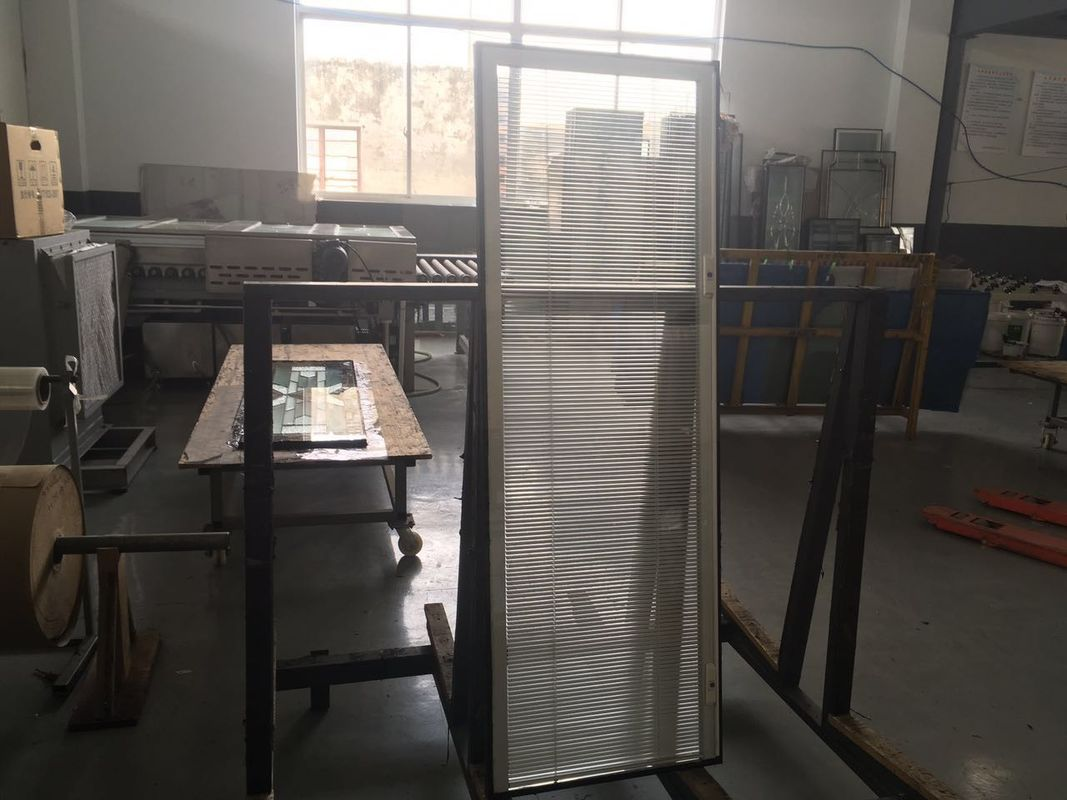 Anti Theft Vertical Blinds For Sliding Glass Doors Window Sound