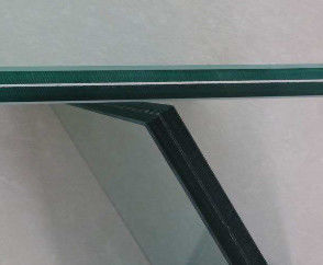 China 12mm Toughened Safety Glass For Subway Station / Bank / Airport Low Visible factory
