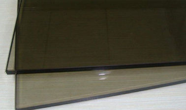 China Shell Proof Toughened Laminated Glass , Clear Laminated Security Glass factory