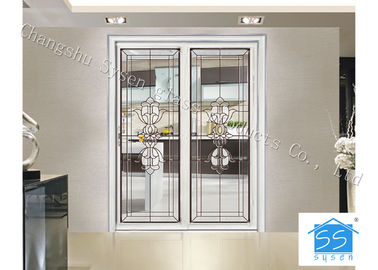 "China door glass   22""*36""   available in Brass, circular arc, brass,  clear  bevel factory"